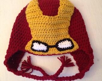 Ironman Winter Hat