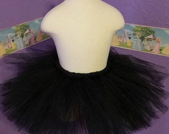 Ready to Ship - Black Tutu - Several Sizes Available