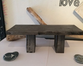 Jewelry bench, Riser display, Elevation, Wooden jewelry display, Craft show display, Height/Elevation, R/R3