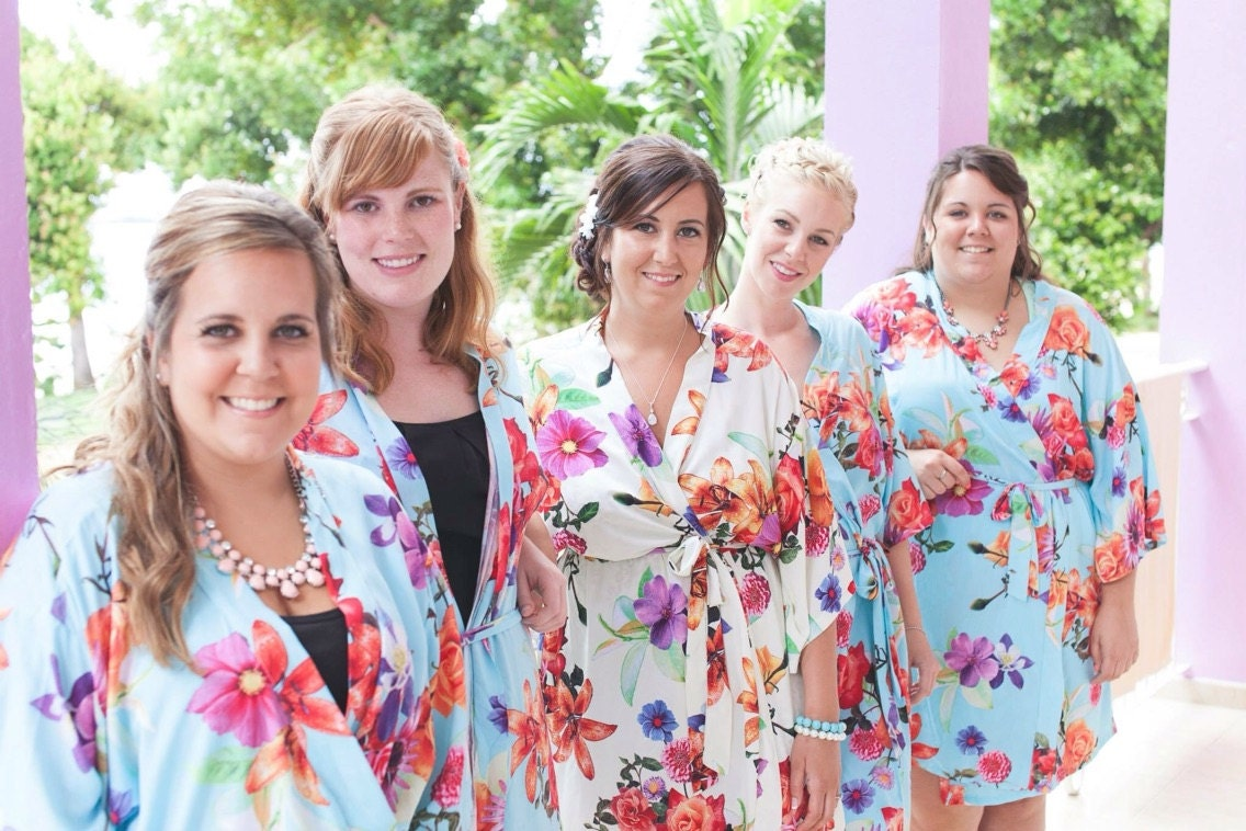 Best Wedding Party Gifts: Good Wedding Gifts Bridesmaid Gifts Robes Best Bridesmaid