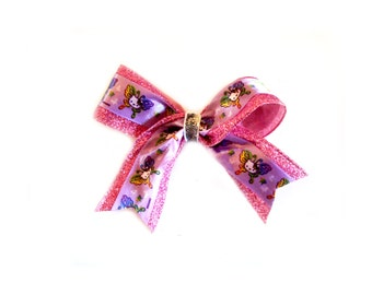 Pink Hello Kitty Butterfly