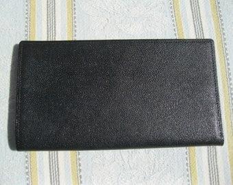 Vintage Breast Coat Wallet,Prince Gardner ,Moroccon Leather
