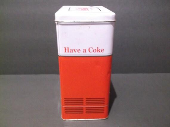 time soda machine