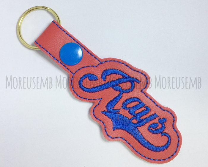 Rays Key Fob Embroidery Design Machine Embroidery Designs 4x4