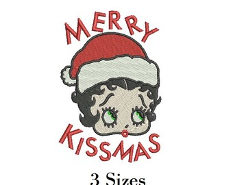 Betty Boop Christmas Etsy