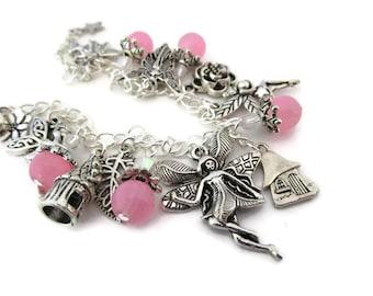 Faeries Charm Bracelet