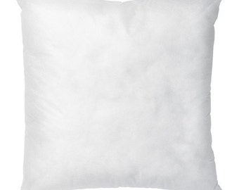 20x20 Polyester Insert - Throw Pillow - Pillow Insert