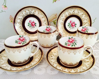 Royal Grafton Coffee Cup Set