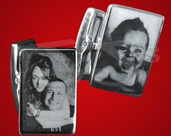 Photo Engraved Cufflinks