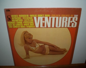 The Ventures - Golden Greats By The Ventures Vinyl LP Record Album