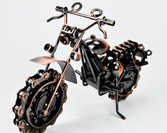 """Shop """"motorcycle"""" in Art & Collectibles"""