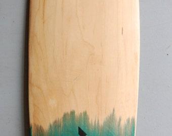Up-cycled cruisers skateboard