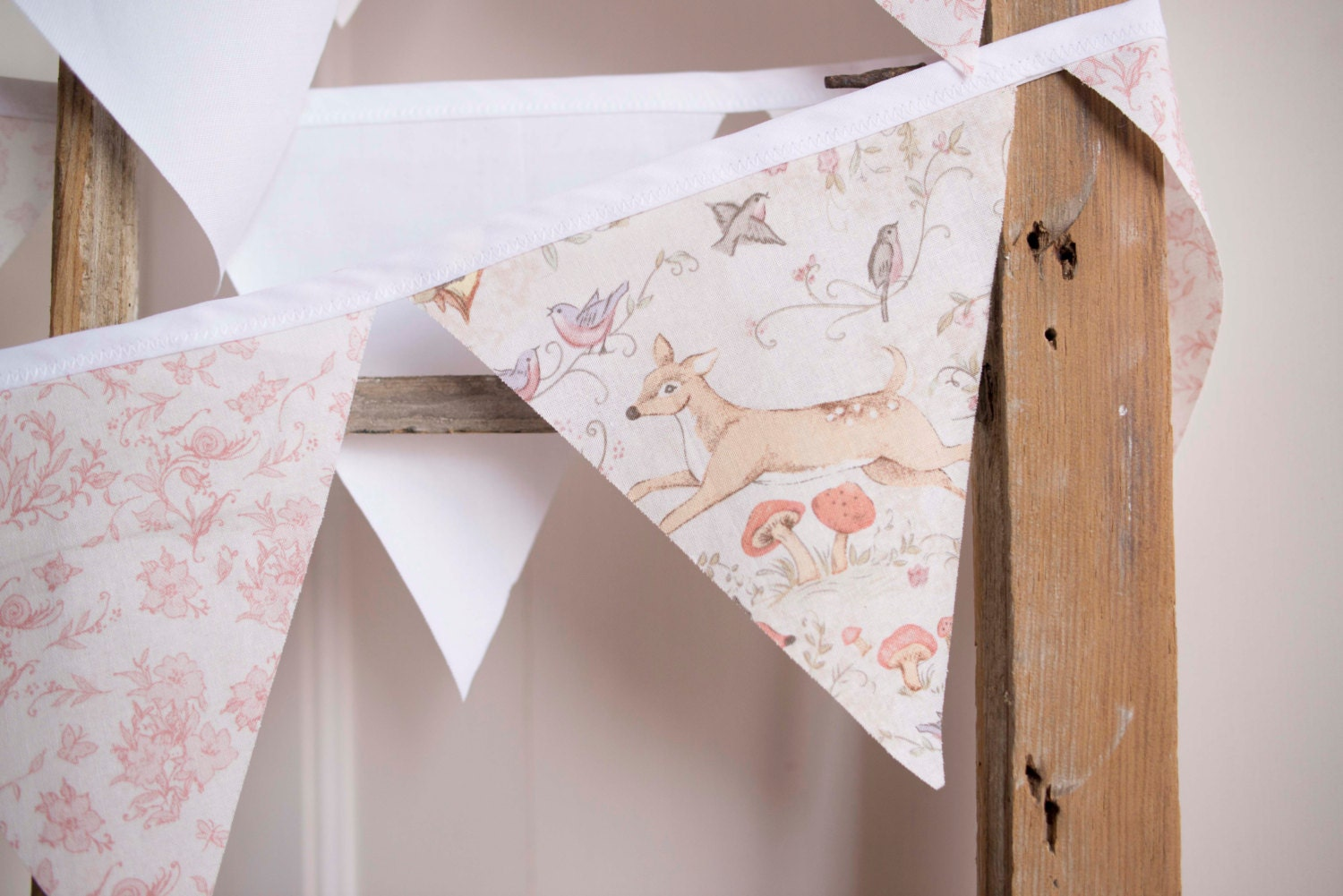 shabby chic bunting - photo #38