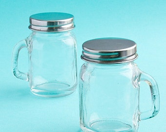 Country Wedding Mason Jars (Pack of25) Rustic Country Wedding Favors