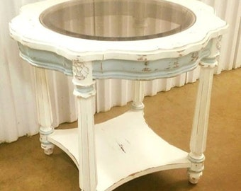 French Country Side Table - Gordon Furniture