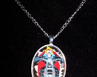Marvel Ghost Rider Pendant