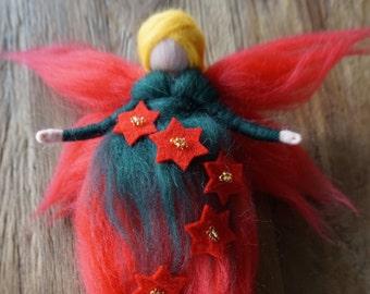 Christmas Elf, Christmasfairy, Waldorf