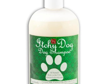 Itchy Dog - All Natural Pet Shampoo (16oz)