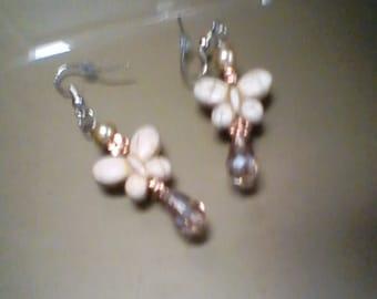 The Beaded Earrings