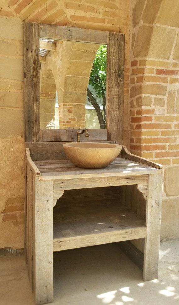 meubles de salle de bains avec palette en bois recyclage avec. Black Bedroom Furniture Sets. Home Design Ideas