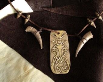 Skyrim inspired Gauldur amulet