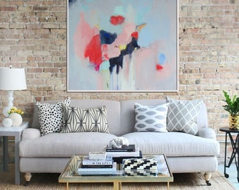 Abstract Painting, Original Artwork, Abstract Canvas Painting, Modern Art, Contemporary Art, Minimalist Art, Home Decor, Wall Decor