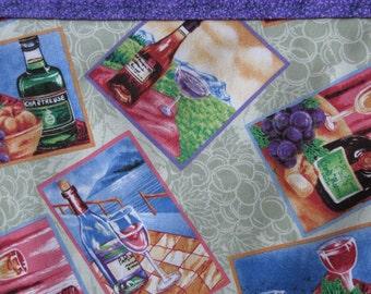Scenes of Wine Pillowcase