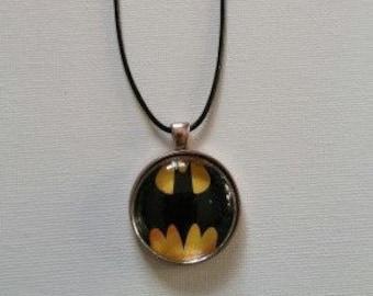 Batman logo Pendant