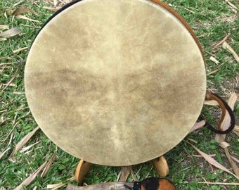 Shamanic Deer Hide Drum