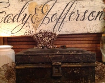 Rustic Wedding Bride & Groom Sign, Wedding Sign, House Warming, Bride and Groom, Wedding Gift. Personalized Wedding Sign, Rustic Wedding,