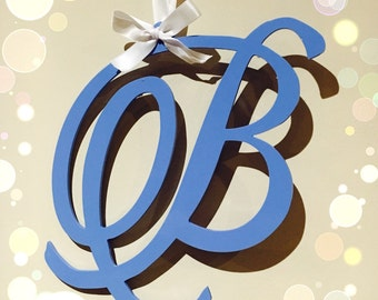 Personalised Monogram Wall Sign