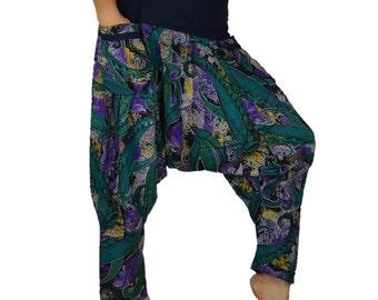 Rayon Harem Pant printed