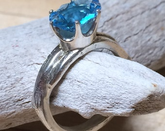 Custom Sterling Ring