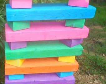 Macaw Ladder, large Bird Toy