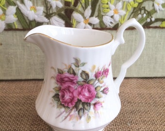 Royal Windsor Creamer Bone China Creamer
