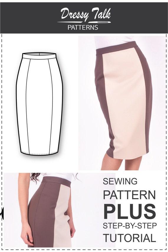 Pencil Skirt Patterns 106