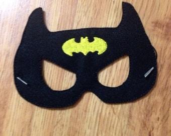 Bat Man Mask