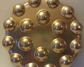 Copper, Round Bubble/Dot, Jello Mold