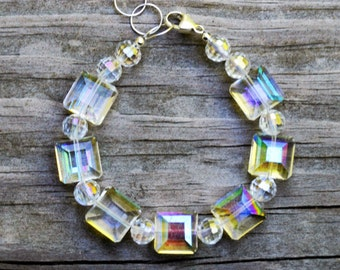 AB Crystal Bracelet (BR15)