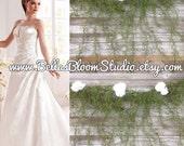 Wedding Swag, Wedding Arch Garland, Beach wedding Decor , Cascading Spring Greenery and Roses Silk Swag Arrangment Wedding Home Decor etsy