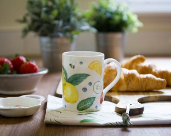Summer Fruits Mug