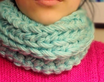 Cozy Crochet Neck-Warmer