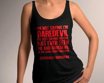 Not Daredevil - Women's Tank Top