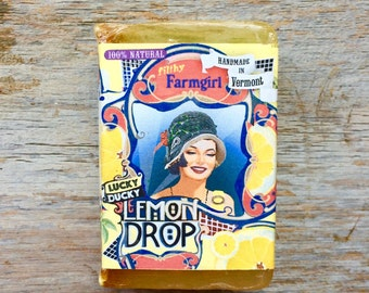 Lucky Ducky Lemon Drop