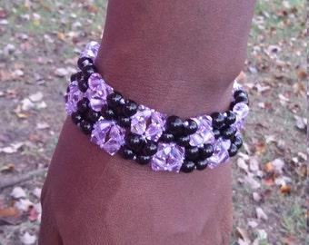 Raidiant Purple Diamonds