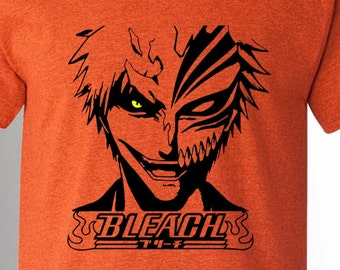 Bleach T-Shirt Bankai Hollow Ichigo Kurosaki