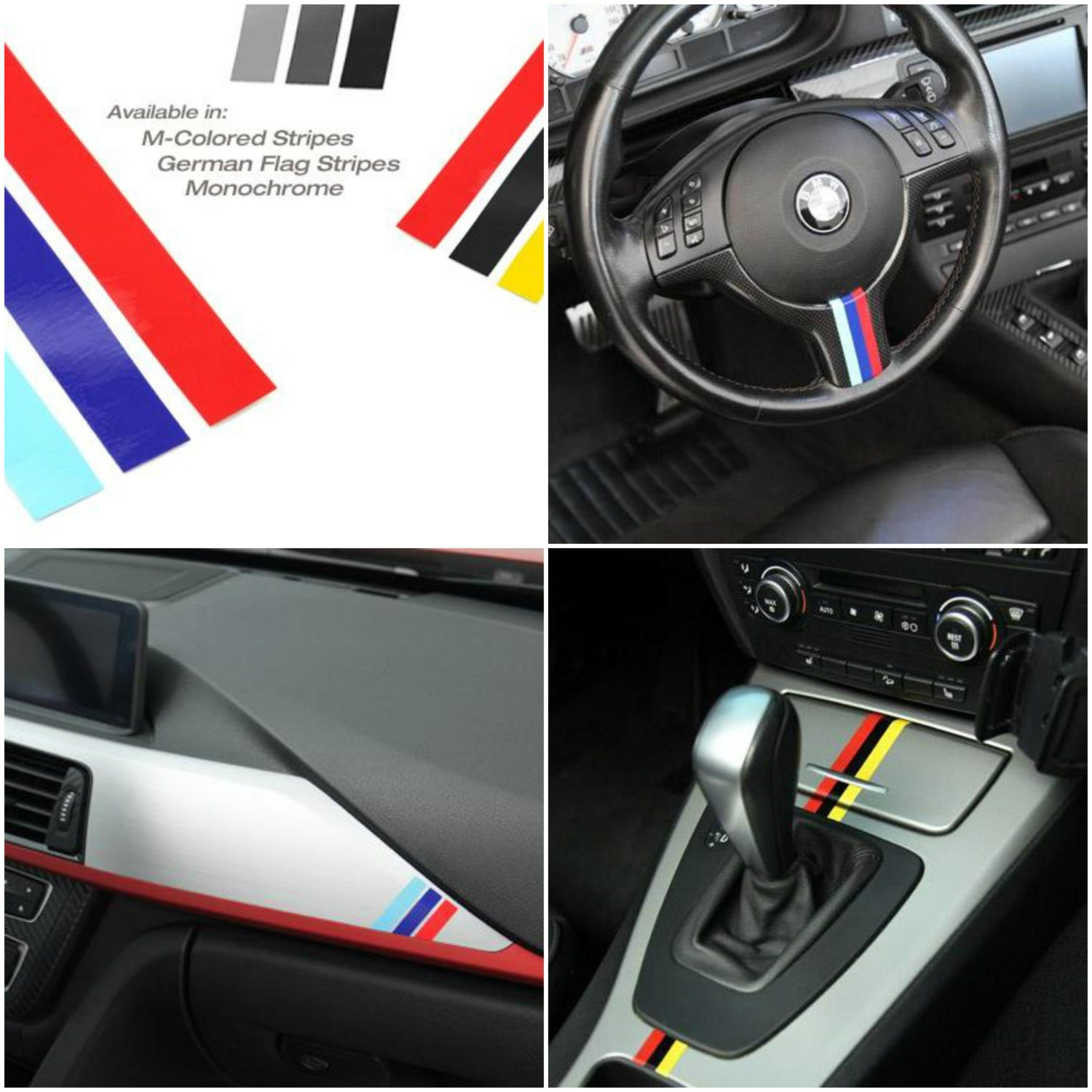 Bmw Z4 Interior Trim: BMW INTERIOR Dash Trim Steering Wheel Console M Colored