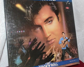 Antique / Vintage Elvis Presley 1954 to 1961 - 78 Records in MINT Condition