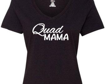 Quad Mom, Quadruplets, Mother's Day, multiples