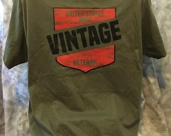 United States Army Veteran shirt